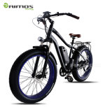 bicicleta elétrica de 26inch 1000W 48V 10ah com portador traseiro