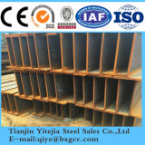 ASTM/JIS/GB H 강철빔 (Q235B, Q345B, SS400, A36)