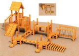 Winnower機能子供の木の役割の演劇Hf17001のための木の商業運動場装置