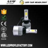 H7 faro dell'automobile del faro LED