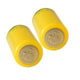 Capsule thermo-rétrécissable de film de rétrécissement de PVC de vin de pétrole de cachetage