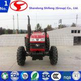 De Tractor van het Landbouwbedrijf van het Wiel van /Four van het Landbouwbedrijf van de hoge die Efficiency in China wordt gemaakt