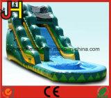Precio competitivo diapositiva inflable con piscina en Venta