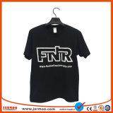 OEM Service дизайн Органический Хлопок рубашки T черно-белой печати
