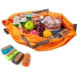 Creative Ecossustentável reutilizáveis para Sacola de Compras Dobrável grandes sacos de compras lavável