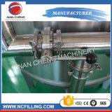Recouvrir remplissant de lavage de l'eau pure automatique faisant la ligne de machine