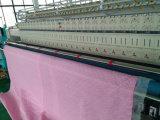 Het Watteren van de Kleur van de hoge snelheid de Enige Machine van het Borduurwerk voor de Textiel van het Huis van de Opbrengst, de Mat van de Auto, Gordijn, Kleding
