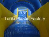 子供のゲーム(RC-014)のための膨脹可能な水スライド