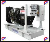 leises Dieselset des generator-104kw/130kVA angeschalten von Perkins Engine