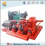QS Diesel pour la ferme d'assèchement de la pompe à eau