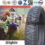 PUNKT Diplomqualitätsschlauchloser Motorrad-Gummireifen/Reifen