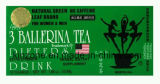 茶を細くしているMing Te Chino Del先生30/個の60の袋のパッケージ