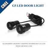 G5 LED Auto-Tür-Firmenzeichen-Geist-Schatten-Licht