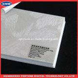 Het digitale Oplosbare Behang van Eco van de Druk met het Document van de Muur van de Textuur van de Korrel van de Borstel
