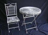 金属のテーブルおよび椅子(XF8001)