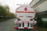 Telaio del semirimorchio dell'autocisterna del semirimorchio/combustibile della petroliera Cimc 30cbm
