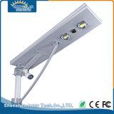 Diodo emissor de luz ao ar livre todo em uma lâmpada de rua solar Integrated do diodo emissor de luz da luz