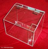 Hoch freier Acrylsüßigkeit-Polierkasten (CD-001)