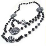 Collier de perle de mode (XLC8241)