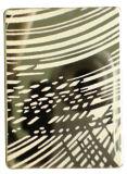Gravées en acier inoxydable (PVD Ethched miroir Brss(199))