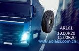 무거운 장거리 수송 모든 강철 트럭과 버스 타이어를 위해 과대 적재