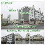 China Fornecedor de escavadeira de escavadeira hidráulica Bucket