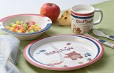 Melamine Kid's Tableware / Food-Grade Melamineware / Dinnerware