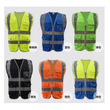 Дешевой рабочей одежды для мужчин с 3м светоотражающей лентой (QF-580)
