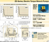 Ze 시리즈, 전기 토크 렌치 펌프 (ZE4204TE-QHR)
