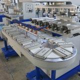 Multi Kleur Zes vervoert de Machine van de Druk van het Stootkussen van de Inktpot Worktable