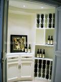 Armoire à vin populaire (projet réel)