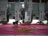 máquina de bordado misto computadorizado (BF M908) máquina de bordado Sequin Embobinamento plana