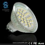 riflettore di 7W E27/GU10/MR16 LED, Spotlamp, illuminazione del punto (SGL-GU10-7W)