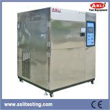 Unidad en la placa de acero de la cámara de prueba de a pie de la temperatura de la cámara de humedad a pie en la cámara de pruebas reunidas