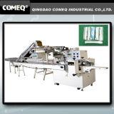 Entièrement automatique de dialyse oreiller seringue Machine d'emballage du papier