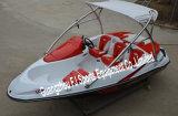 新しい水モーター、ツーリストのジェット機のスキー、最も新しいヨット、小さいヨット