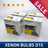 2 PCS D1s HID de sustitución de lámparas de Xenón d1s 12V 35W D1s lámparas HID 4300K 5000K 6000K 8000K 10000K 12000K D1s los faros Glowtec