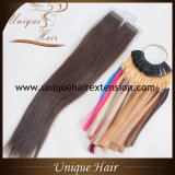 Commerce de gros 100% Remy bande dans les Extensions de cheveux