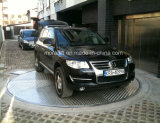 Turntable автомобиля Китая для индикации выставки автомобиля вращая