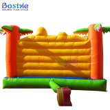 Jumping Castle with Slide, Inflatable Combo Bouncer Slide