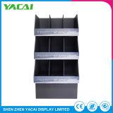 Exposição de papel dobrado suporte de monitor de papelão para o varejo