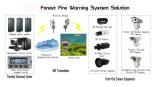 3km Forest Warning Protection Long-haul Thermal Imaging Camera