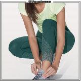 Le yoga de vêtements de sport de qualité d'usine d'OEM halète les guêtres en gros de mode