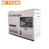Mvteam 4CH CCTV Camera System Factory P2p Ahd Security DVR Kit