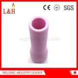 796f72 TIG Alumina van de Toorts van het Lassen de Ceramische Lens van het Gas van de Pijp