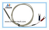 送信機と使用できる温度センサのプローブPT500 Rtd
