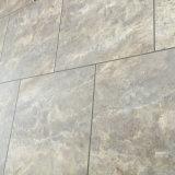 Planche de vinyle Luxuty L le coulis de ciment en pierre de tuiles de plancher en vinyle PVC