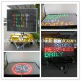 Alta calidad variable portable de la señal de tráfico del color multi caliente de la venta con precio competitivo