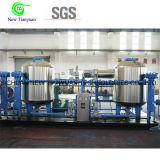 3000nm3/H unità di disidratazione del gas naturale del setaccio molecolare di capienza 4A