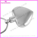 """Il cuore """" per sempre amato """" incenerisce la collana Pendant del supporto del Keepsake per una (IJD8490)"""